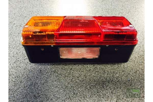 Rear light unit left
