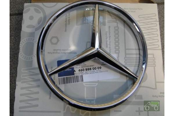 Mercedes badge 170mm