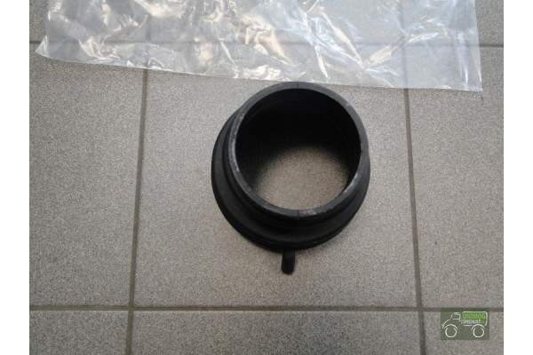 Rubber thrust tube cuff