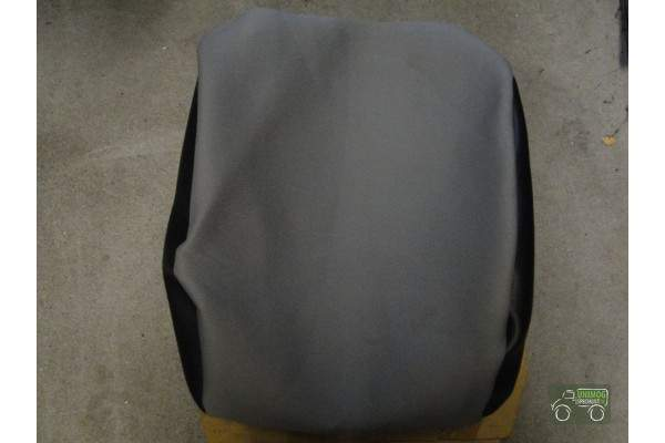 Seat cover backrest