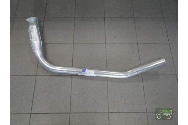 Front pipe exhaust