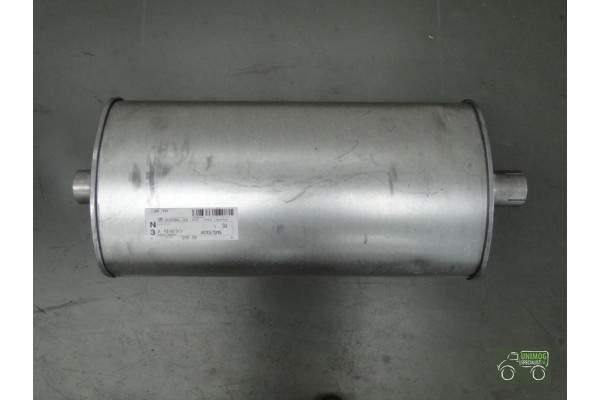Exhaust silencer U90 Turbo